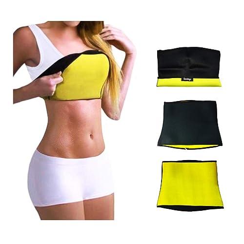 Saundarya Shaper Belt Non-Tearable Tummy Trimmer for Men & Women (Size XXL)