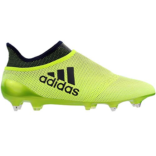 adidas Mens X 17+ Purespeed Soft Ground Soccer Athletic Cleats
