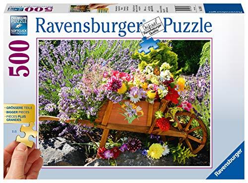 Ravensburger Italy- Puzzle da 500 Pezzi, 13685 8