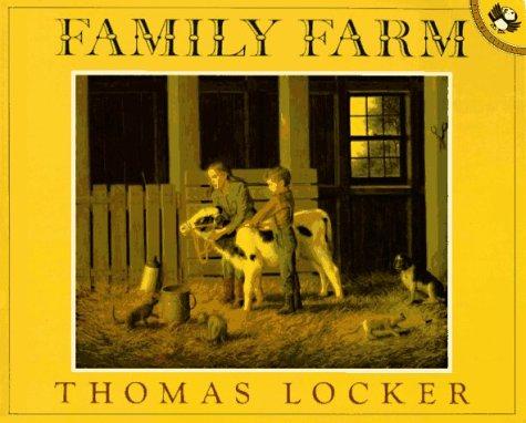 Family Farm (Picture Puffins) -  Locker, Thomas, Paperback