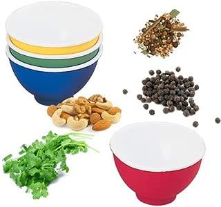 Silicone Pinch Bowl Set of 4, 3.75 oz.