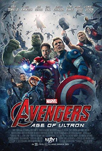 AVENGERS; INFINITY WAR Movie PHOTO Print POSTER Odeon Captain America Endgame 17