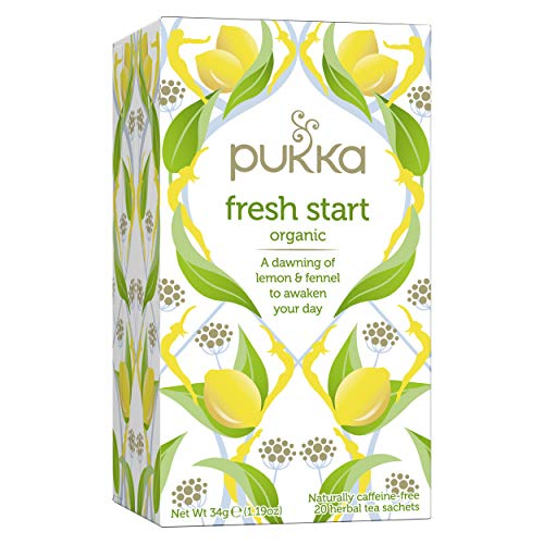 Pukka Herbs Fresh Start - 40 Gr