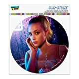 Graphics and More Riverdale Betty Character Automotive Car Window Locker Circle Bumper Sticker