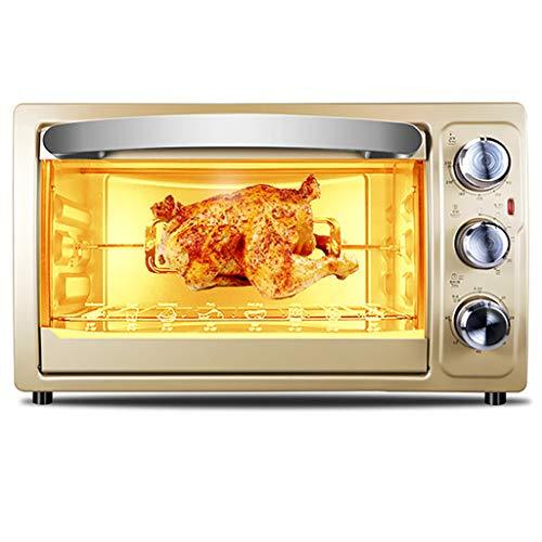 ZXYZZ oven-hoofdbak-multifunctionele automatische 30 liter kan cake elektrische dven vormen, de braadvork draait onafhankelijke verwarmingsveiligheid met grote capaciteit.