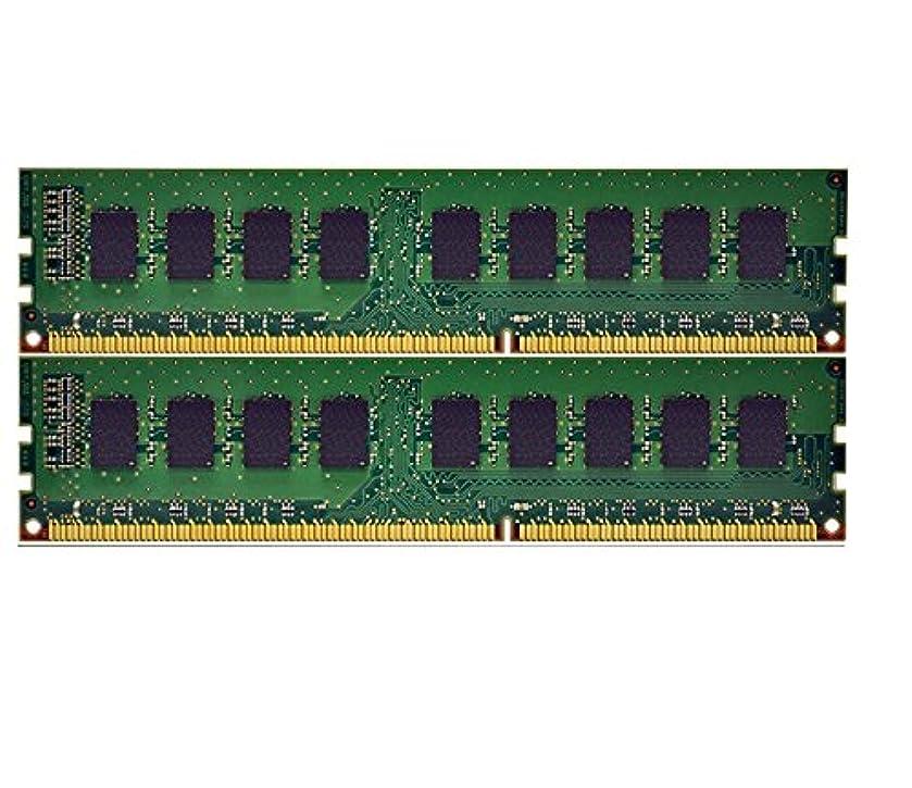 NEW! 8GB (2x4GB) Memory RAM PC3-10600 ECC Unbuffered for Dell PowerEdge R210