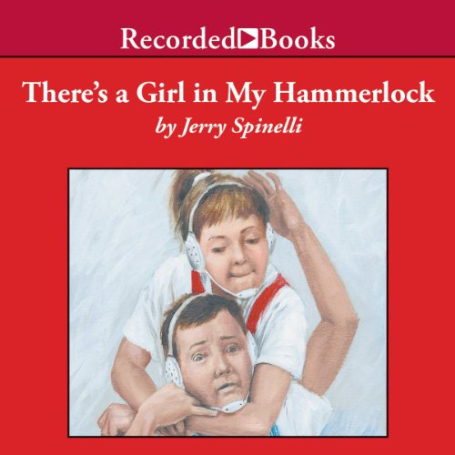 There's a Girl in My Hammerlock audiobook cover art