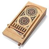 Tobar - 13092 - Flipper de luxe en bois, style vintage