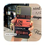 Coque pour Samsung Galaxy A51 A71 A50 Note 20 Ultra 10 Plus Lite Case pour Samsung Galaxy S10 S20...