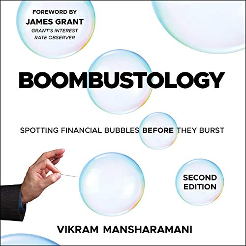 Boombustology audiobook cover art