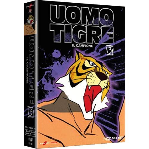 Uomo Tigre-Il Campione - Volume 3 (Collectors Edition) (7 DVD)