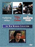 The Wim Wenders Collection (DVD, 2004, 3-Disc Set) Lightning over Water RARE NEW