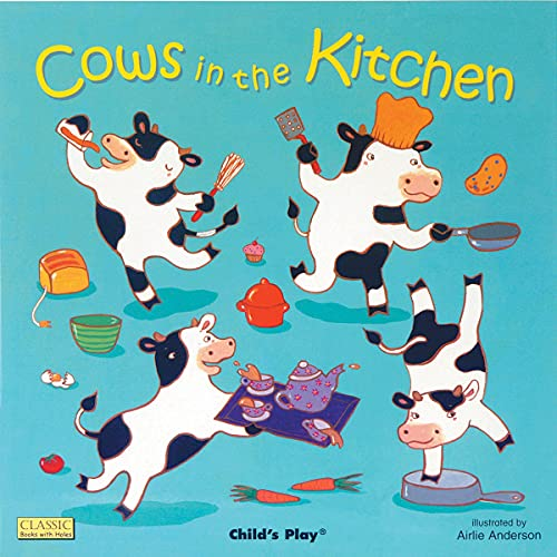 Cows in the Kitchen Audiobook By Airlie Anderson cover art