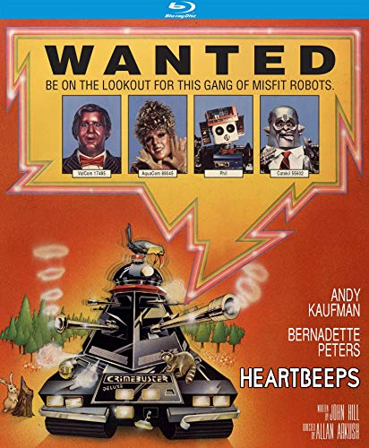 Heartbeeps [Blu-ray]