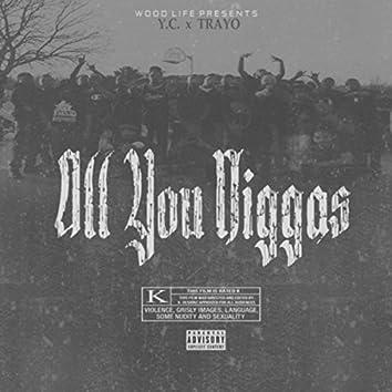 All You Niggaz (feat. Trayo)