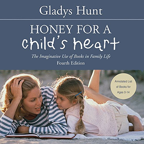 Honey for a Child's Heart audiobook cover art