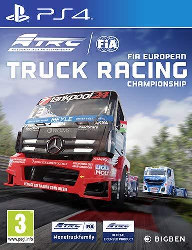 Fia European Truck Racing - Classics - PlayStation 4