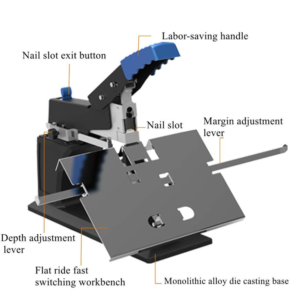 CGOLDENWALL SH-03 - Grapadora manual de costuras A3 para montar en ...