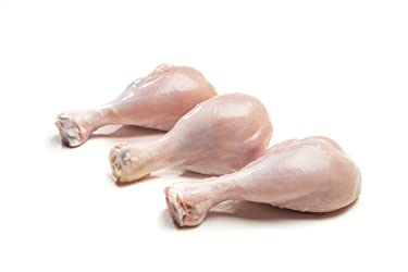 Cluckys Chicken Drumsticks Without Skin Pouch, 500 g