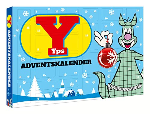 YPS Adventskalender mit 24 Gimmicks