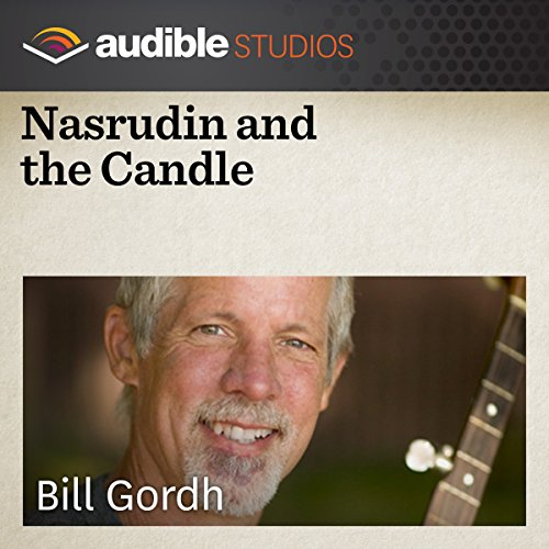 Nasrudin and the Candle audiobook cover art