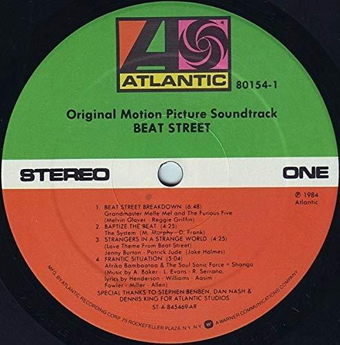 Beat Street 1 (1984) [Vinyl LP] - 2