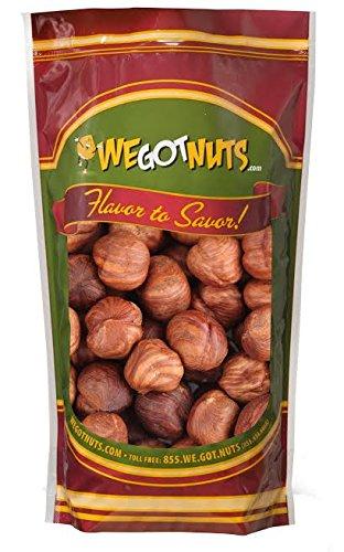 Raw Shelled Filberts Hazelnuts (2 lb)