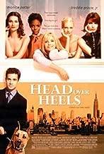Head Over Heels International 27X40 Monica Potter Freddie Prinze Jr Poster