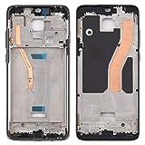 Dmtrab para Marco Medio del Bisel de la Placa Frontal de la Carcasa del LCD del capítulo del Bisel Placa for Xiaomi redmi Nota 8 Pro (Negro) (Color : Black)