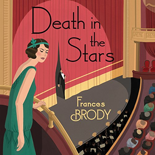 Death in the Stars audiobook cover art