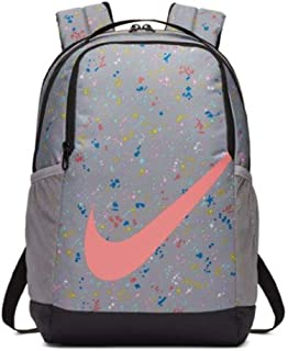 Nike unisex-child Youth Nike Brasilia Backpack All Over Print Ho19