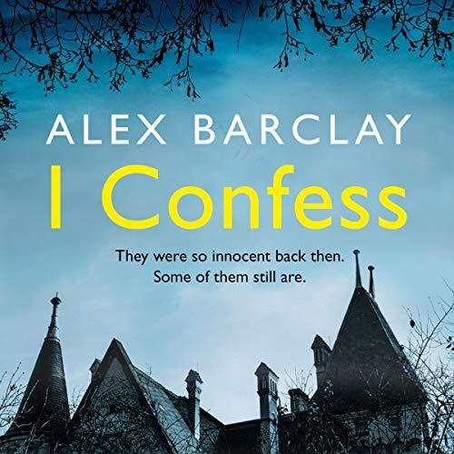 I Confess cover art