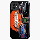 To-yota Supra And Nissan Skyline - Iphone Soft Case Protect