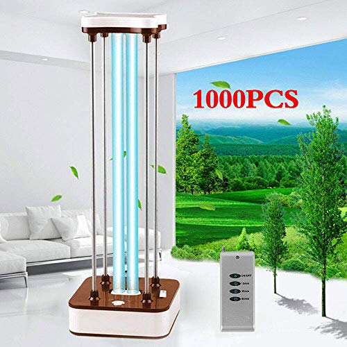 Visit the Ultraviolet Germicidal Lamp, Remote Controller 36W on Amazon.