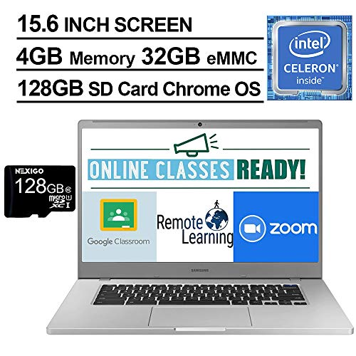 Compare Samsung Chromebook 4+ vs other laptops