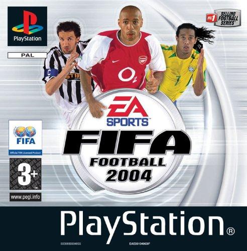 Playstation 1 - Fifa Football 2004