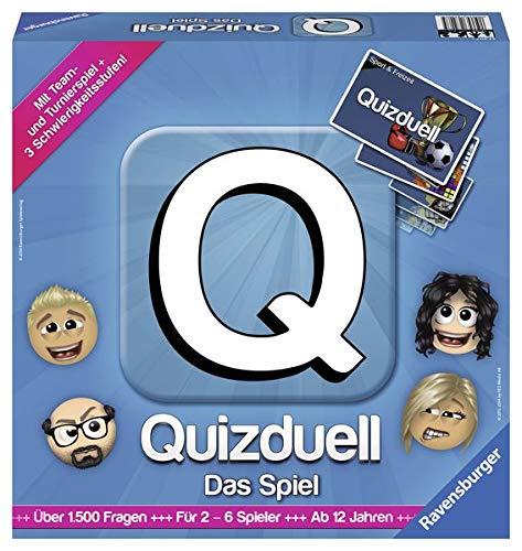 Quizduell - Das Brettspiel: Das Spiel zur App