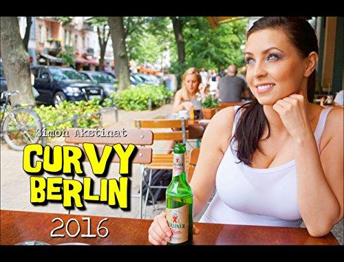 CURVY BERLIN Kalender 2016 (English Edition)