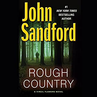 Rough Country audiobook cover art