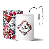 MY JOLIE CANDLE - Bougie parfumée avec Bijou Suprise à l'intérieur - Bijou : Bracelet en Argent - Parfum : Fruits Rouges - Cire Naturelle végétale - 330g - 70h Combustion