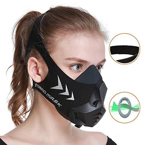 Sportmaske Elevation Maske für Höhentraining