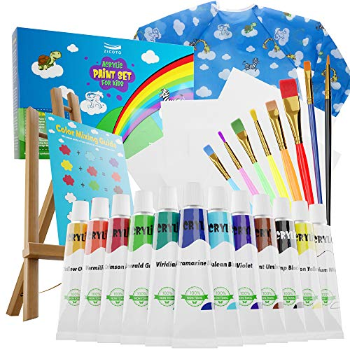 Best Paint Brush Set for Kids