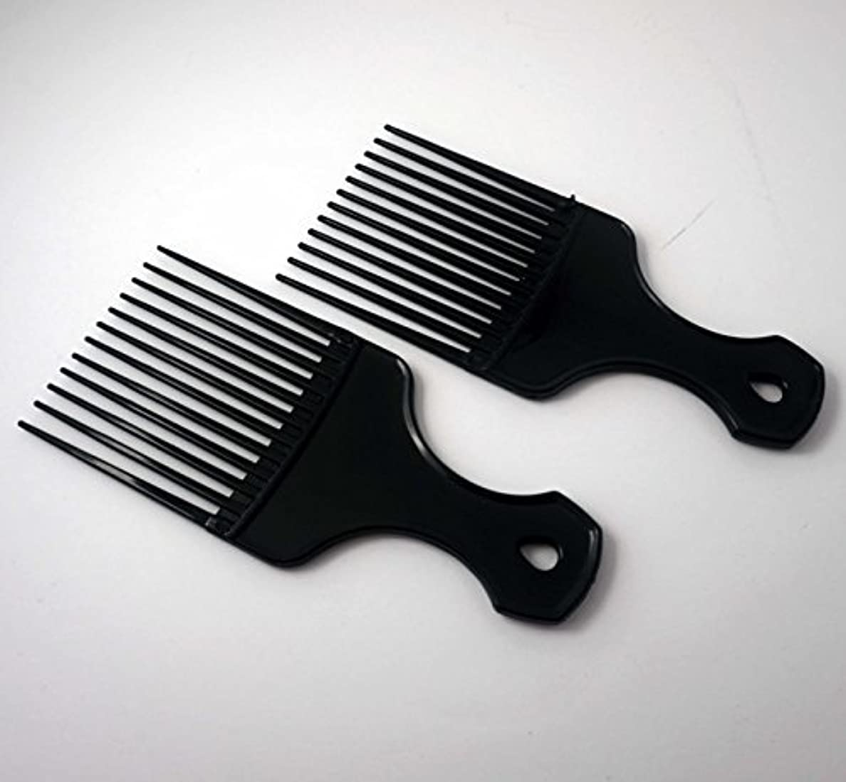 見つけるまだら大砲7in Plastic Pick Comb [並行輸入品]