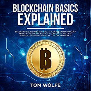 Blockchain Basics Explained audiobook cover art