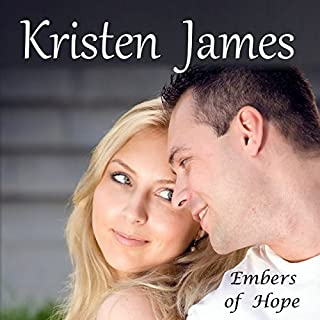 Embers of Hope audiobook cover art
