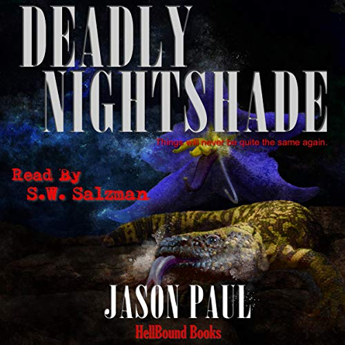 Deadly Nightshade cover art