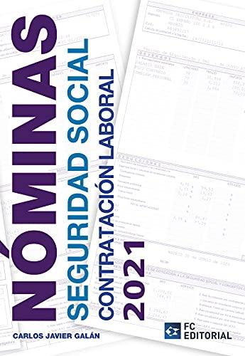 Nóminas, Seguridad Social, Contratacion Laboral 2021