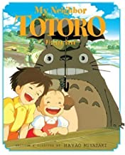 My Neighbor Totoro Picture Book (The Art of My Neighbor Totoro) by Hayao Miyazaki (2010)