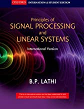 Principles of Signal Processing and Linear Systems
