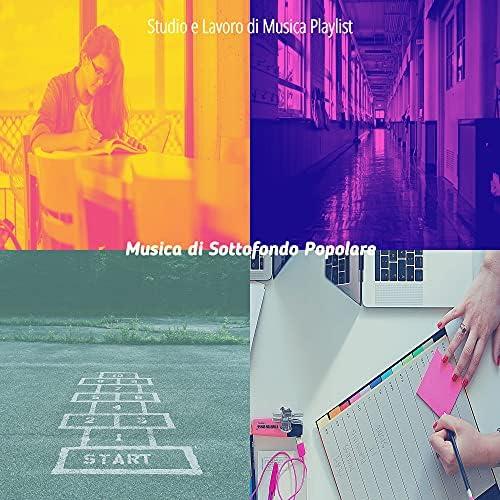 Studio e Lavoro di Musica Playlist